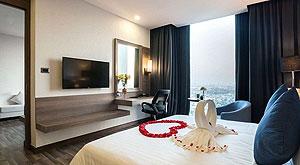Bangkok Sukhumvit Upscale Hotel Best Western Plus Wanda Grand Hotel
